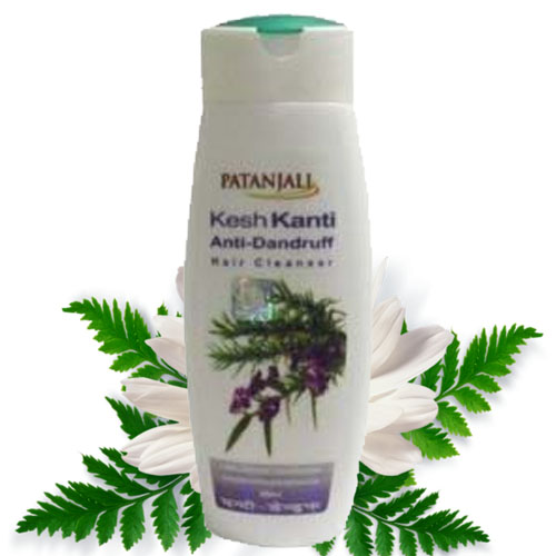 Patanjali Kesh Kanti Anti Dandruff Shampoo 200 ml – For Remove Dandruff