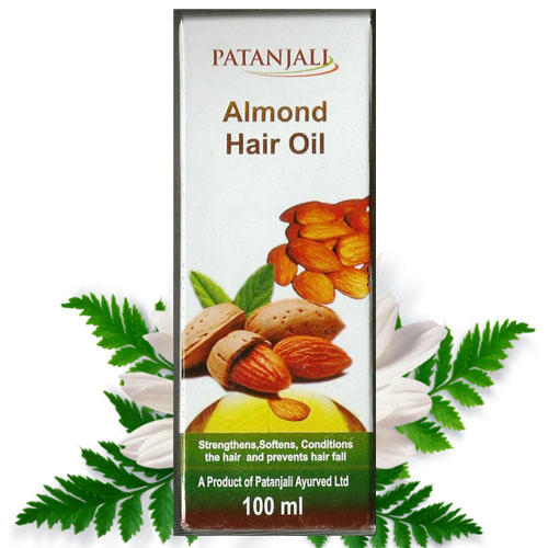 Patanjali Almond Kesh Tail  100 ml – For Grow Thick Hair