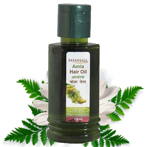 Patanjali Amla Hair Oil 100 ml – For Stopping Hair Loss