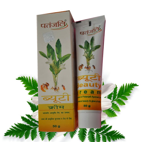 Patanjali Beauty Cream – 50 gm
