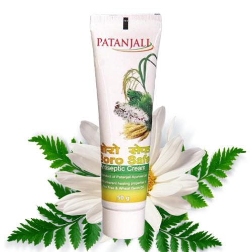 Patanjali Boro Safe 50 gm  – Antiseptic Cream