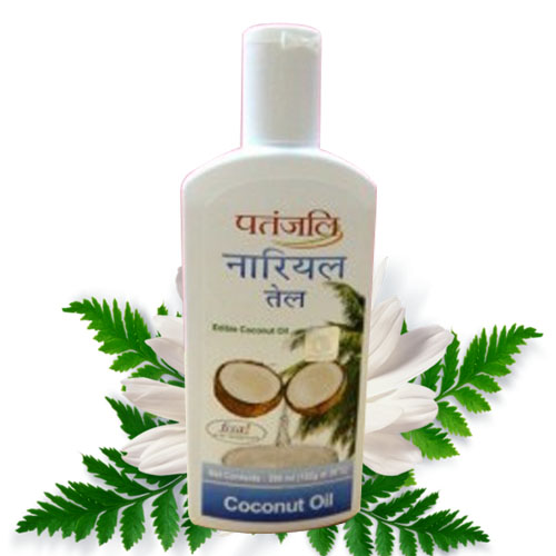 Patanjali Tejus Coconut Oil – 210 ml