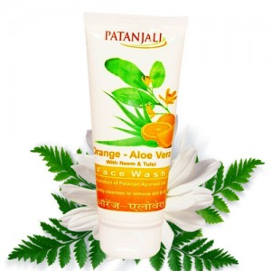 Patanjali-Orange-Aloevera-Face-Wash