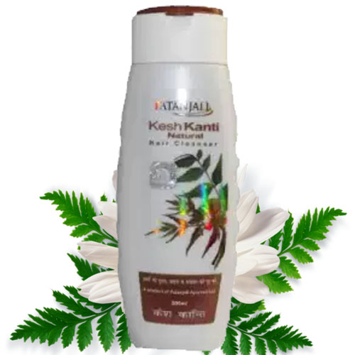 Patanjali Kesh Kanti Natural Shampoo 200 ml – For Stop Hair Falling
