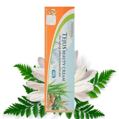 Patanjali Tejus Beauty Cream – 50 gm