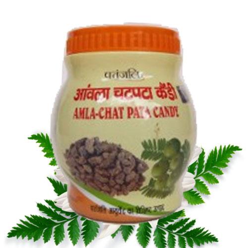 Patanjali Amla Chatpata Candy – 500 gm
