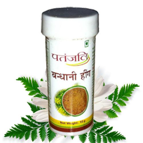 Patanjali Compounded Asafoetida (Bandhani Hing) – 10 gm