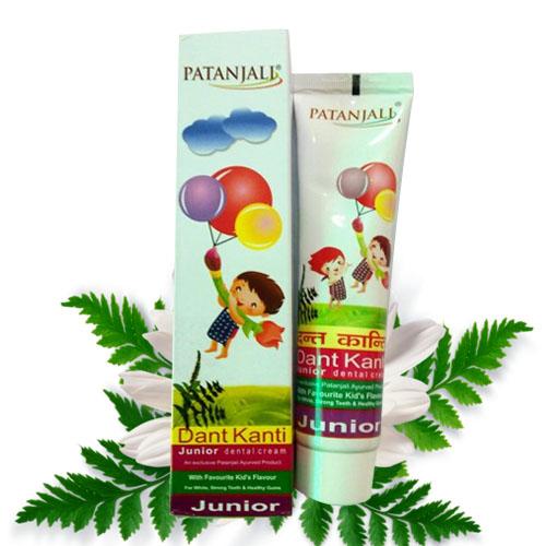 Patanjali Dant Kanti Junior Dental Cream – 100 gm