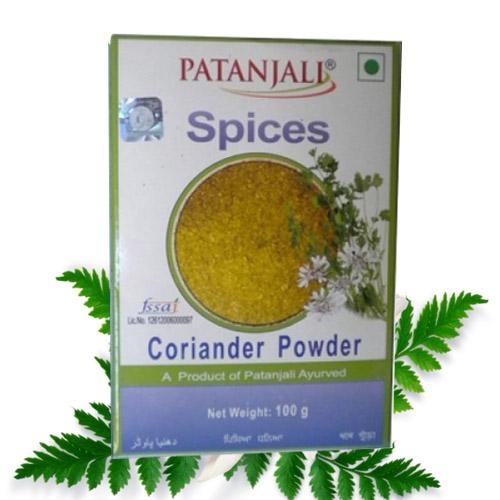 Patanjali Coriander (Dhania powder) 100gm
