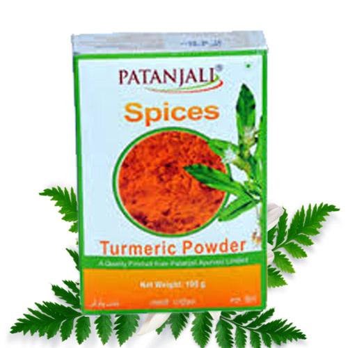 Patanjali Turmeric powder 100 gm