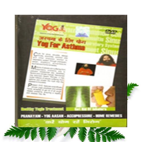 Yoga DVD for Asthma By Swami Ramdev Ji