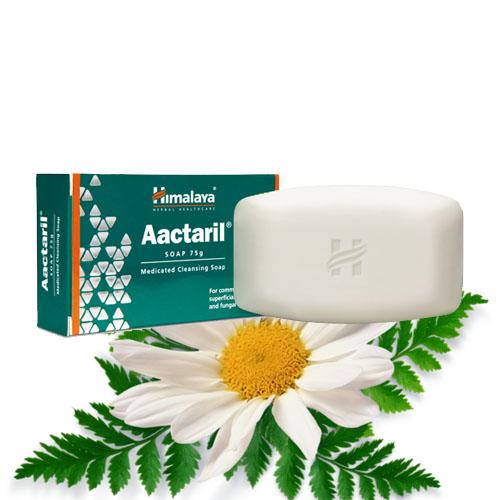 Aactaril soap