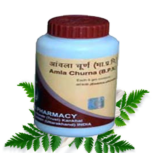 Divya Amla Churna - Natural Vitamin C Supplement | Get rid of Digestive Problems