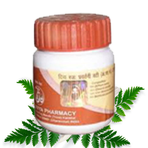Divya Rajahpravartani vati for menstrual cycles