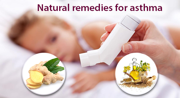Natural Asthma Treatment | Natural Cure Asthma| Heal Asthma In Natural Way