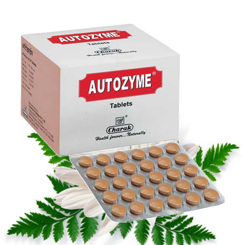 Autozyme tablet - Pprevent Indigestion | Natural Indigestion Cure