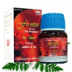 Fe-min Tablets For Iron deficiency anemia