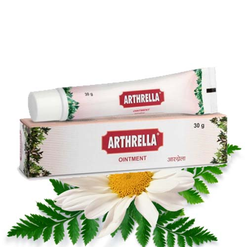 Arthrella Ointment for Arthritis, Herbal Cream for Joint Pain, Joint Pain Relief