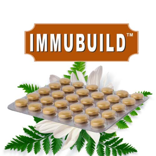 Immubuild Tablets | Boost Immune System | Improve Immunity