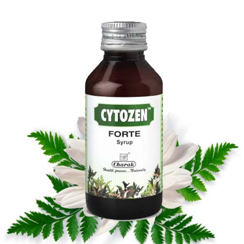 Cytozen Forte Syrup for Liver Care | Liver Care Tonic | Alcoholic Liver Disease Cure