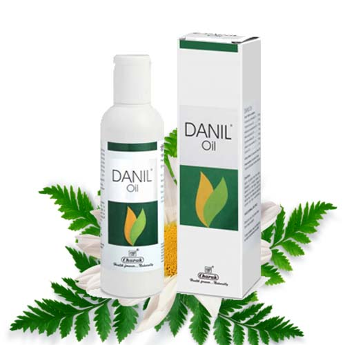 Danil Oil - Anti Dandruff Hair Oil | Hair Fall Oil
