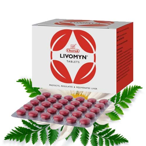 Livomyn Tablet for Viral Hepatitis | Treatment For Liver Disease, Liver Disorders Remedies