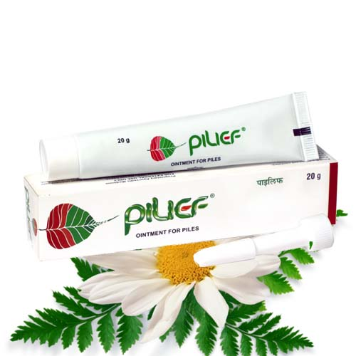 Piles Remedies | Pilief Ointment | Haemorrhoids Treatment