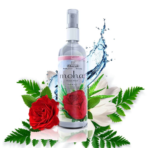 What are the rose water uses? How does rose water help in reducing facial mist? What do you understand by rose mist?