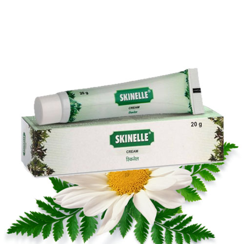 Skinelle Cream to get rid of Premenstrual Acne and Acne Vulgaris