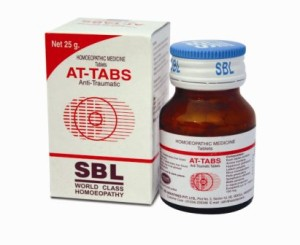 AT-Tabs Tablets for Trauma, Sprains, Muscular & Joint pains