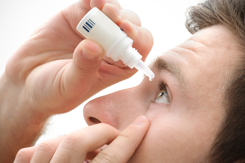 Eye Drops for Cataract Treatment