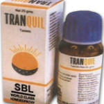 SBL Tranquil Tablets for Stress, Anxiety and Depression
