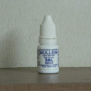 Mullein Ear Drops - Ear Care, Best Ear Drops, Homeopathic Ear Drops