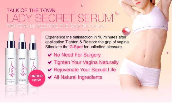 vaginal tightening cream