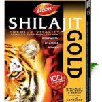 Dabur Shilajit Gold - Increase Male Libido Naturally